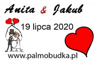 Anita i Jakub Dom weselny Górnica 2 Husów
