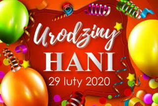 fotobudka na urodzinach Hani