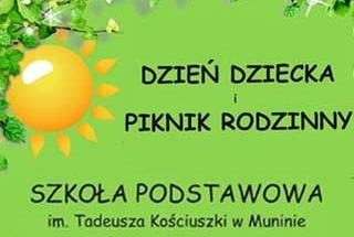 Fotobudka Dzień Dziecka i Piknik Rodzinny Munina 2019