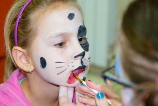 malowanie twarzy dzieciom, malowanie twarzy dzieciom jarosław