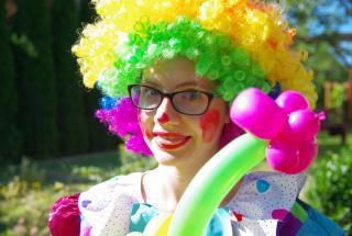 klaun, animator dla dzieci