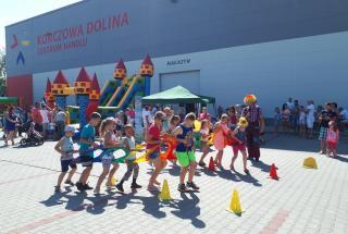 animator zawody sportowe na imprezie firmowej z okazji dnia dziecka