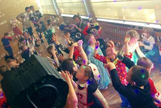organizacja balu karnawału dla dzieci